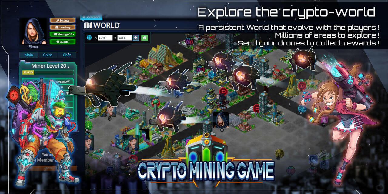 Explore the Crypto-World