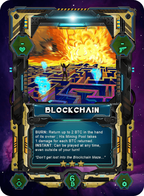 Blockchain Card